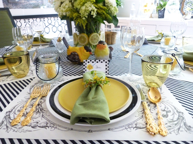 Table Settings | Home By Design